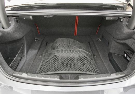BMW Seria 4 F32 coupe przestrzeń załadunkowa