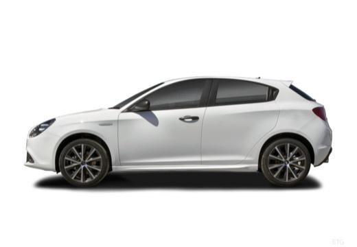 ALFA ROMEO Giulietta hatchback boczny lewy
