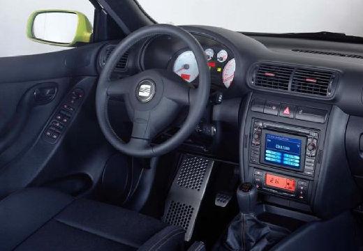 SEAT Leon I hatchback tablica rozdzielcza