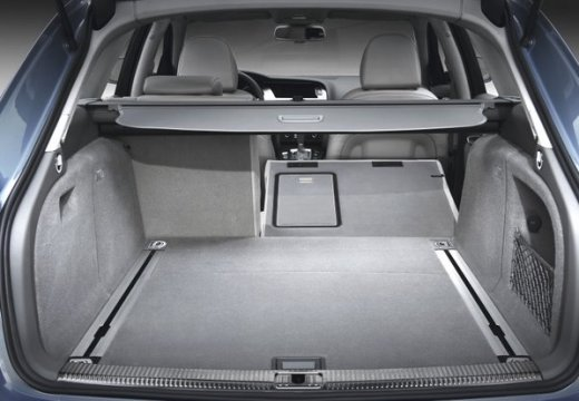 AUDI A4 Avant B8 I kombi