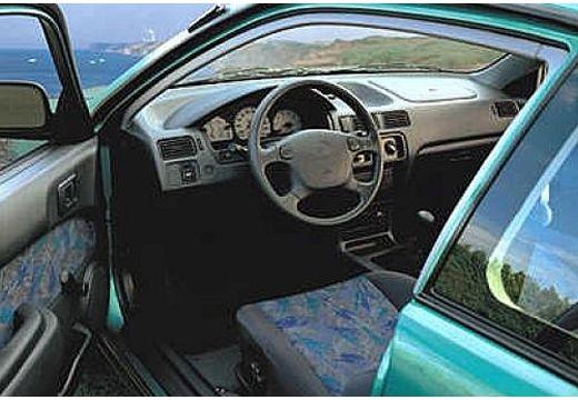 Toyota Paseo coupe tablica rozdzielcza