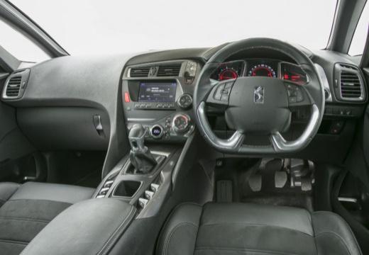 CITROEN DS5 II hatchback szary ciemny tablica rozdzielcza