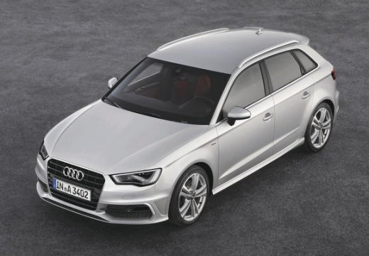 AUDI A3 2.0 TDI clean diesel Attraction Hatchback Sportback 8V I 150KM (diesel)