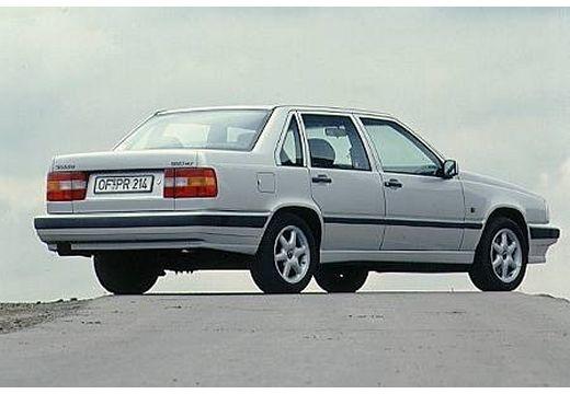 VOLVO 850 I sedan silver grey tylny prawy