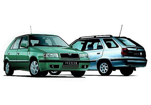 SKODA Felicia II hatchback