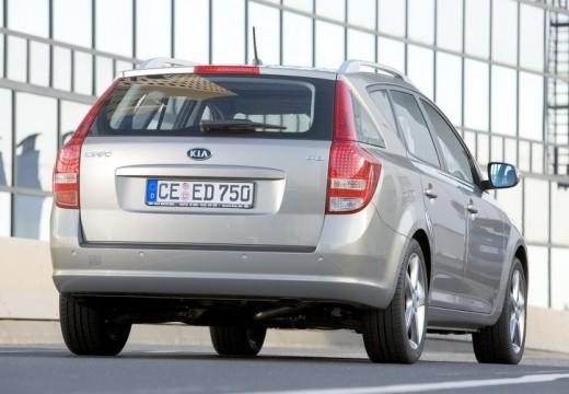 KIA Ceed Sporty Wagon II kombi silver grey tylny prawy