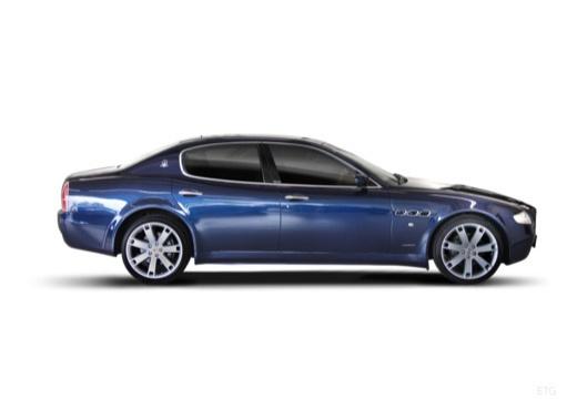 MASERATI Quattroporte II sedan niebieski jasny boczny prawy
