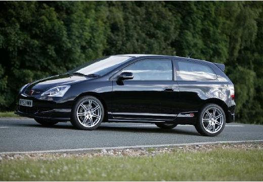 HONDA Civic V hatchback czarny przedni lewy