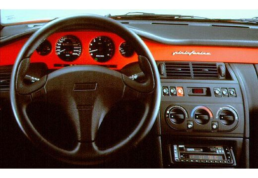 FIAT Coup coupe tablica rozdzielcza
