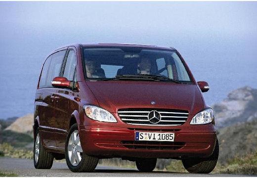 MERCEDES-BENZ Viano 2.0 CDI Trend ekstra d Kombi I 2.2 116KM (diesel)