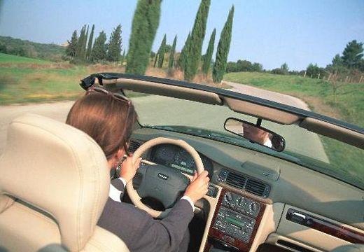 VOLVO C70 Cabrio I kabriolet tablica rozdzielcza