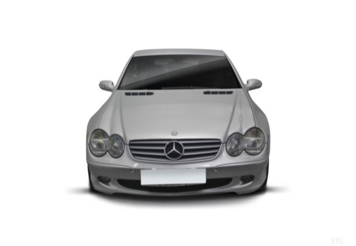 MERCEDES-BENZ Klasa SL SL 230 I roadster przedni