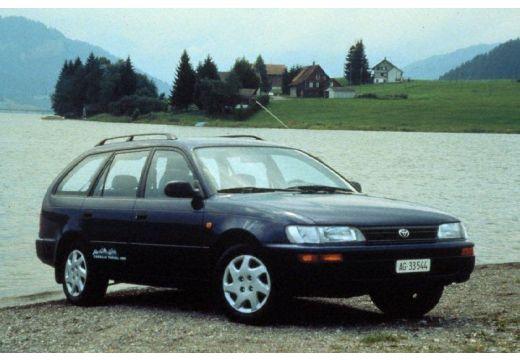 Toyota Corolla II kombi przedni prawy