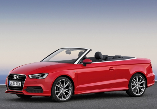 AUDI A3 1.8 TFSI Attraction S tronic Kabriolet Cabriolet 8V 180KM (benzyna)