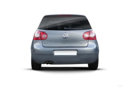 VOLKSWAGEN Golf V hatchback tylny