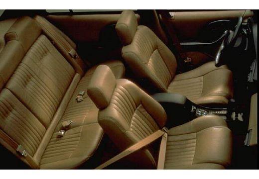 PONTIAC Grand Am sedan wnętrze