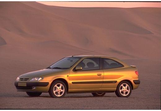 CITROEN Xsara 2.0i 16V VTS Hatchback I 163KM (benzyna)