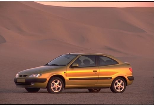 CITROEN Xsara 1.6i SX Hatchback I 88KM (benzyna)