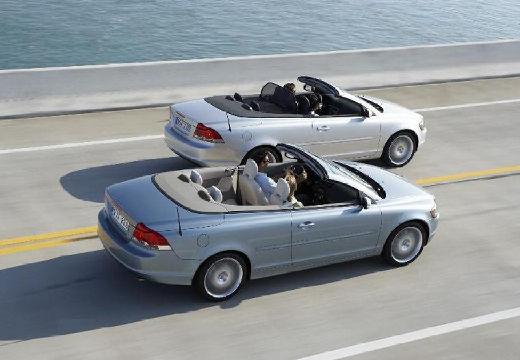 VOLVO C70 Cabrio II kabriolet tylny prawy