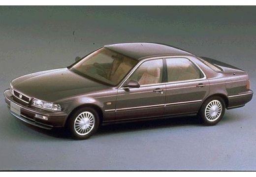 HONDA Legend II sedan szary ciemny przedni lewy