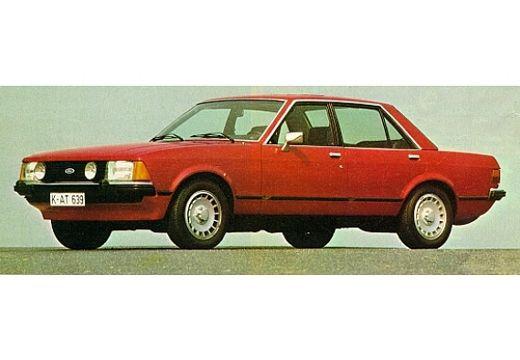 FORD Granada 2.8 Ghia Sedan 150KM (benzyna)