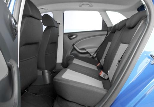 SEAT Ibiza ST II kombi wnętrze