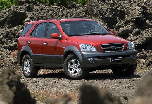 KIA Sorento 2.4 LX Kombi I 139KM (benzyna)