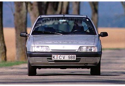 CITROEN ZX 19 X D Hatchback I 2.0 68KM (diesel)