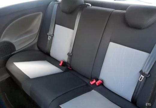 SEAT Ibiza VII hatchback wnętrze