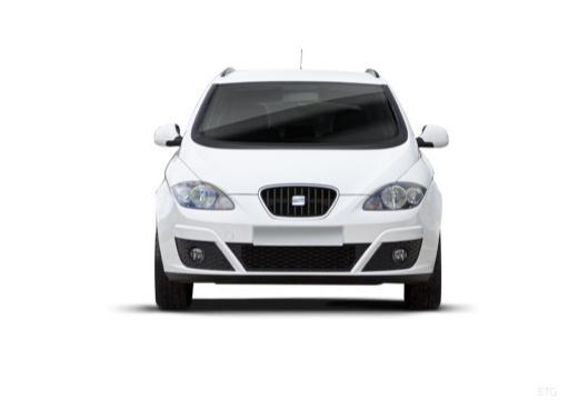 SEAT Altea XL II hatchback przedni