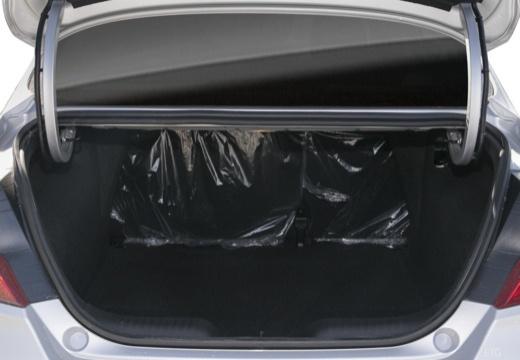 FIAT Tipo sedan przestrzeń załadunkowa