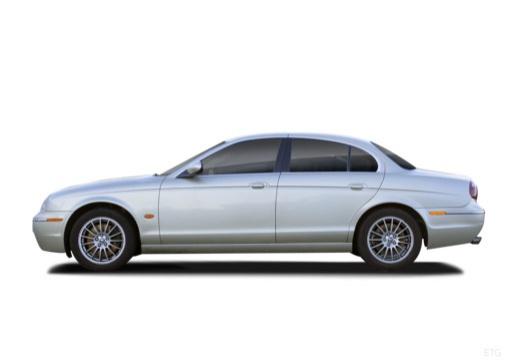 JAGUAR S-Type III sedan boczny lewy