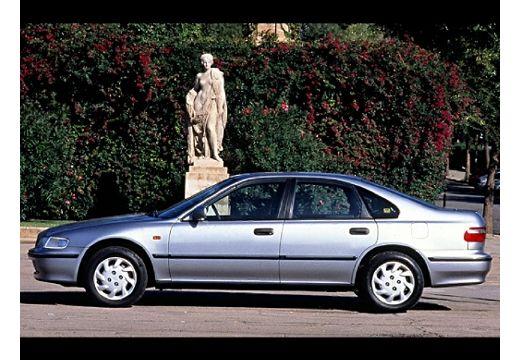 HONDA Accord III sedan silver grey boczny lewy