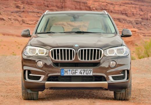 BMW X5 X 5 F15 kombi brązowy przedni
