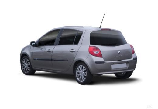 RENAULT Clio III I hatchback tylny lewy