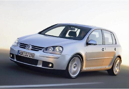 VOLKSWAGEN Golf V 1.9 TDI 4Mot. Q-Line Hatchback 105KM (diesel)