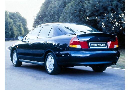 MITSUBISHI Carisma 1600 GL Hatchback I 1.6 90KM (benzyna)