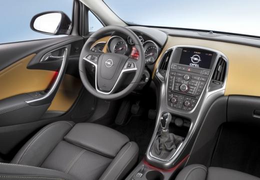 OPEL Astra IV II hatchback tablica rozdzielcza