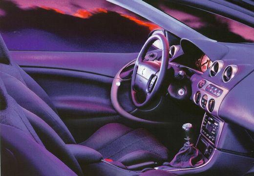 FORD Cougar coupe tablica rozdzielcza