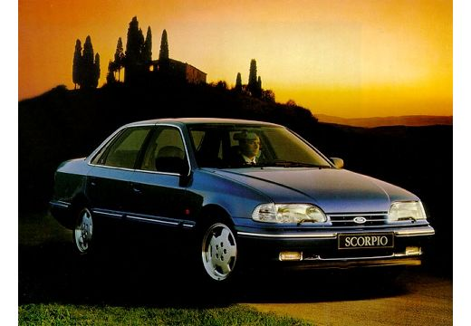 FORD Scorpio 2.0 CL Sedan I 120KM (benzyna)