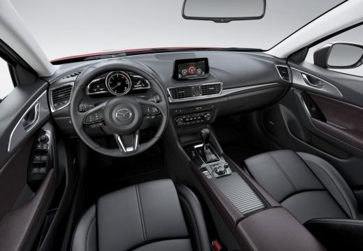 MAZDA 3 V hatchback tablica rozdzielcza