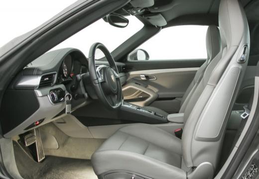 PORSCHE 911 991 I coupe wnętrze