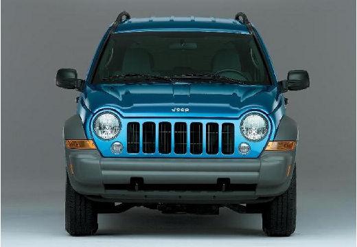 JEEP Cherokee kombi niebieski jasny przedni