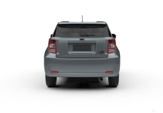 SCION xD hatchback tylny
