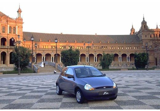 FORD Ka hatchback przedni prawy