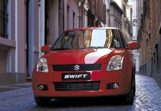 SUZUKI Swift 1.3 GS / Premium Hatchback I 1.4 92KM (benzyna)