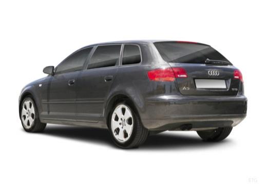 AUDI A3 Sportback I hatchback tylny lewy