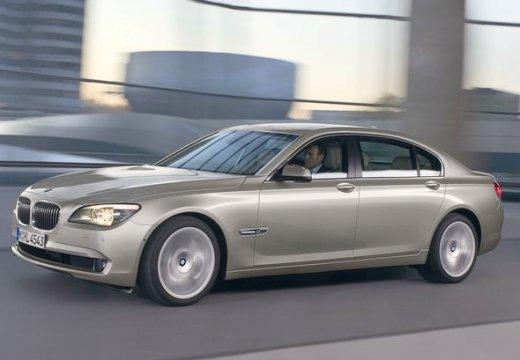 BMW 730d Sedan F01 F02 I 3.0 245KM (diesel)