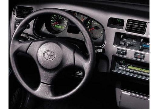 Toyota RAV4 hardtop tablica rozdzielcza