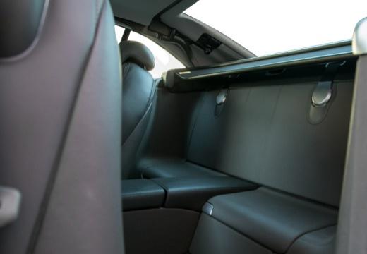 MERCEDES-BENZ Klasa SL SL 230 II roadster wnętrze